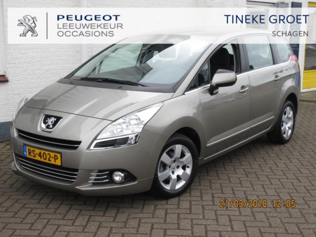 Peugeot 5008 1.6 HDIF 2-TRONIC ST
