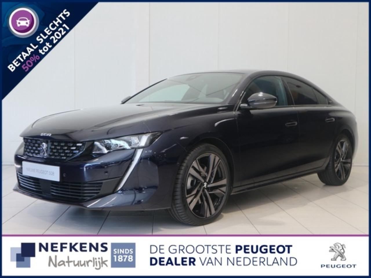 Peugeot 508 2.0 180 pk GT EAT 8 | Night Vision | LED-pakket |