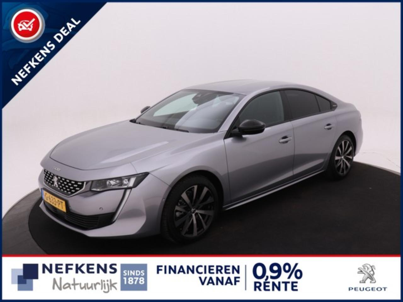 Peugeot 508 1.6 180 PK GT Line Automaat EAT8 | Full LED | Came