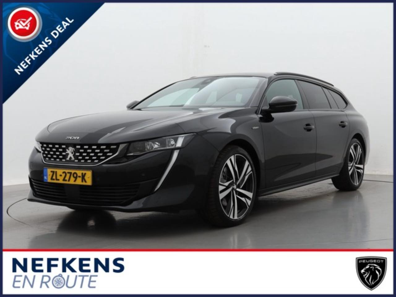 Peugeot 508 SW 2.0 164pk BlueHDI Blue Lease GT Line EAT8 | HiF