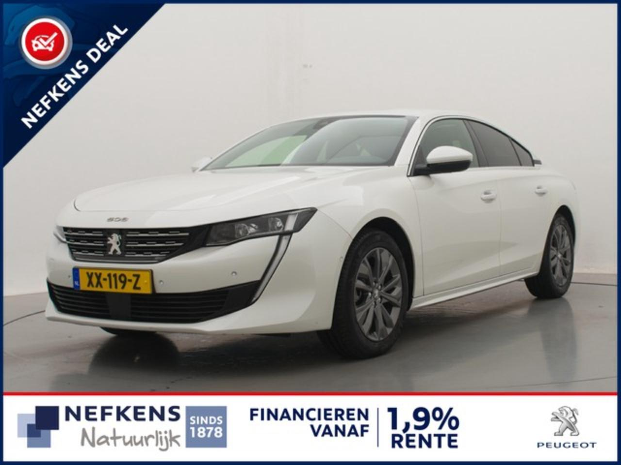 Peugeot 508 1.6 180pk EAT8 Automaat Allure | Camera | Navigati