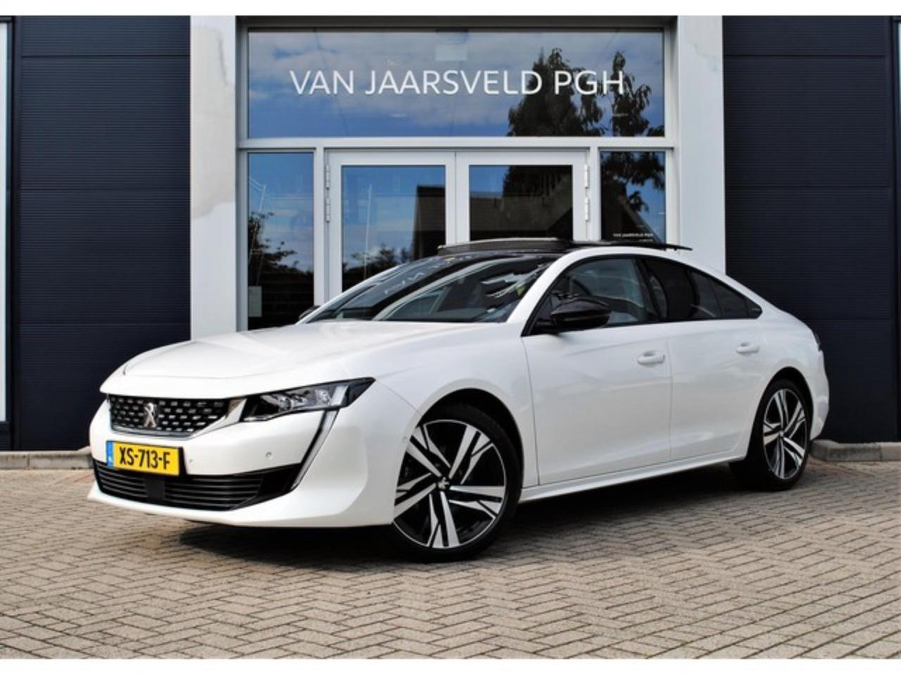 Peugeot 508 GT-Line 1.6 PT 180pk EAT-8 / Focal / Pano / LED
