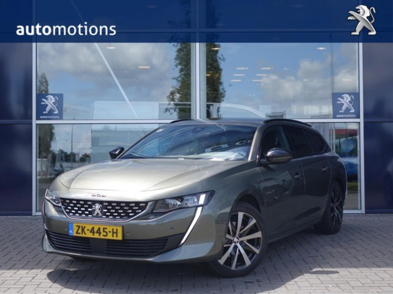 Peugeot 508 Sw 1.6 180pk GT-line EAT8 l Focal l Adapt.Cruise |