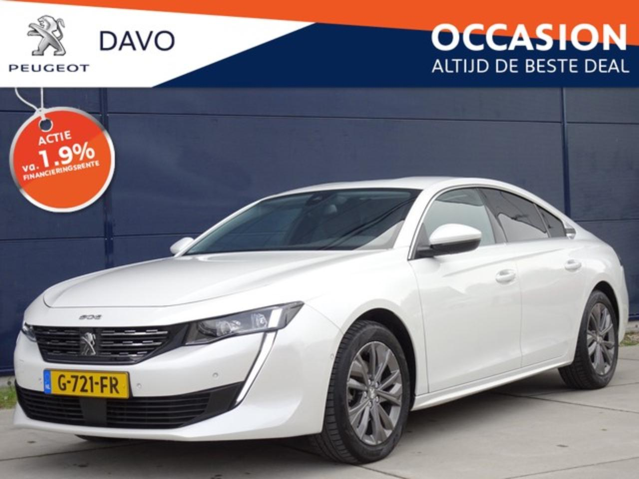 Peugeot 508 1.6 180pk EAT8 Blue Lease Allure met Full-LED I Na