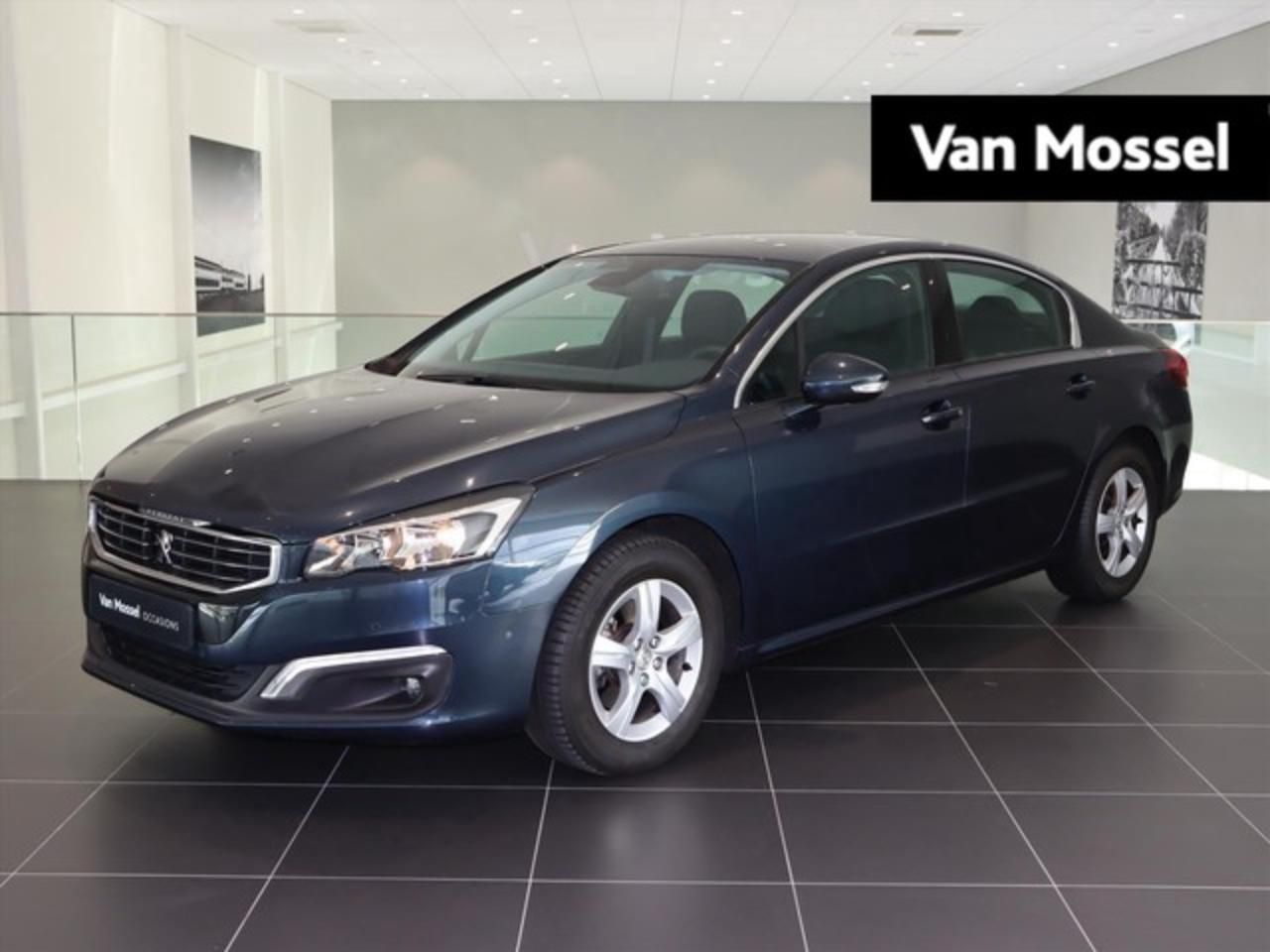 Peugeot 508 BLUE LEASE EXECUTIVE l PARKEERSENSOREN VOOR & ACHT