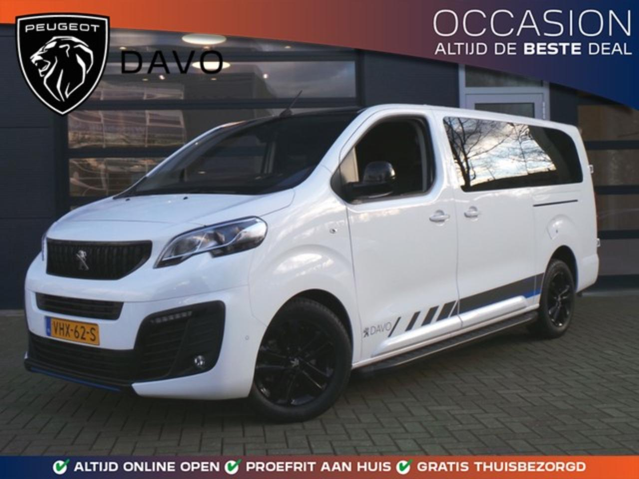 Peugeot Expert 2.0 BlueHDI 180 Long Sport DC Sportief TOP-model A
