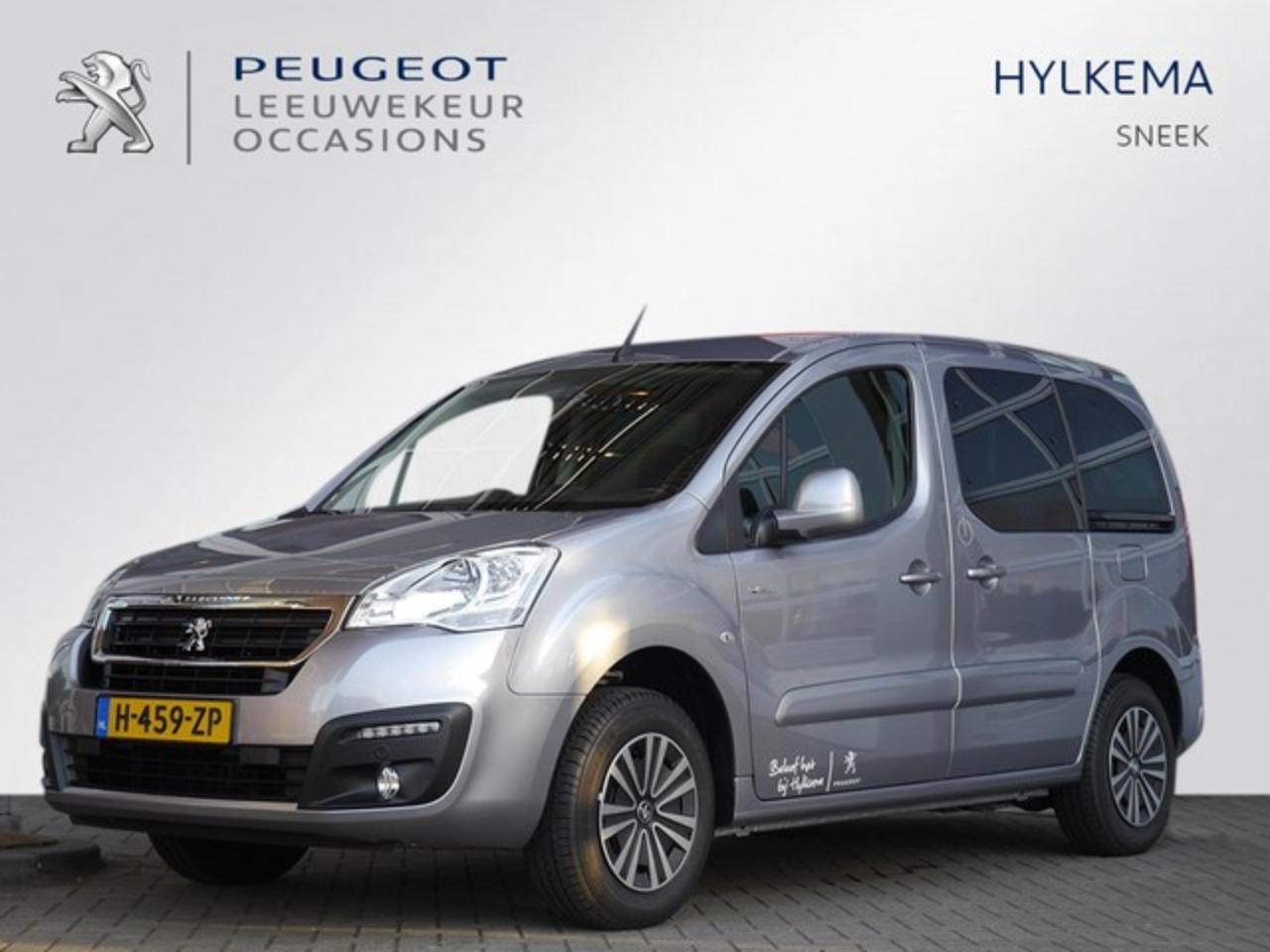 Peugeot PARTNER TEPEE Electric Aut | NAVI | SNELLAAD-AANSLUITING | DEMO