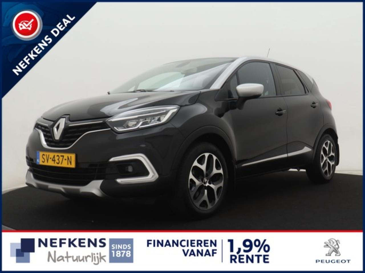 Renault Captur 1.2 TCe 120pk Intens | Keyless entry | Navigatie |