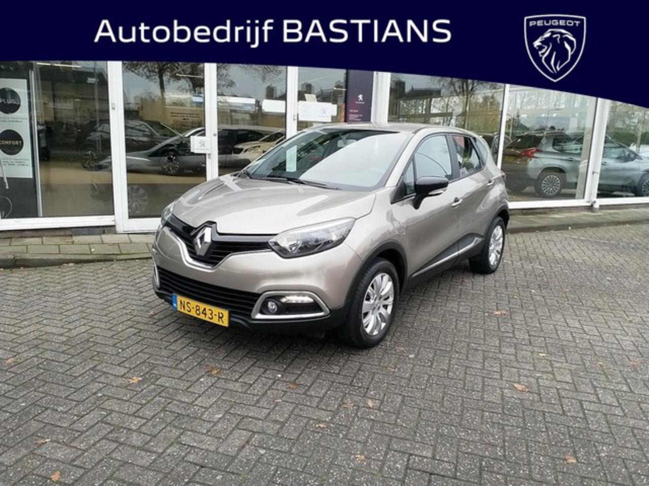 Renault Captur Energy TCe 90PK Authentique