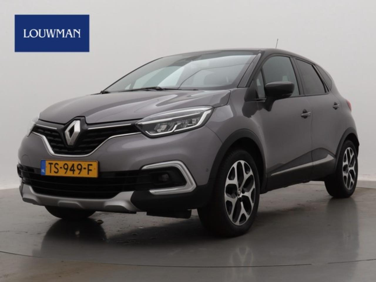 Renault Captur 0.9 TCe Intens Camera achter | Ecc | Trekhaak | Lm