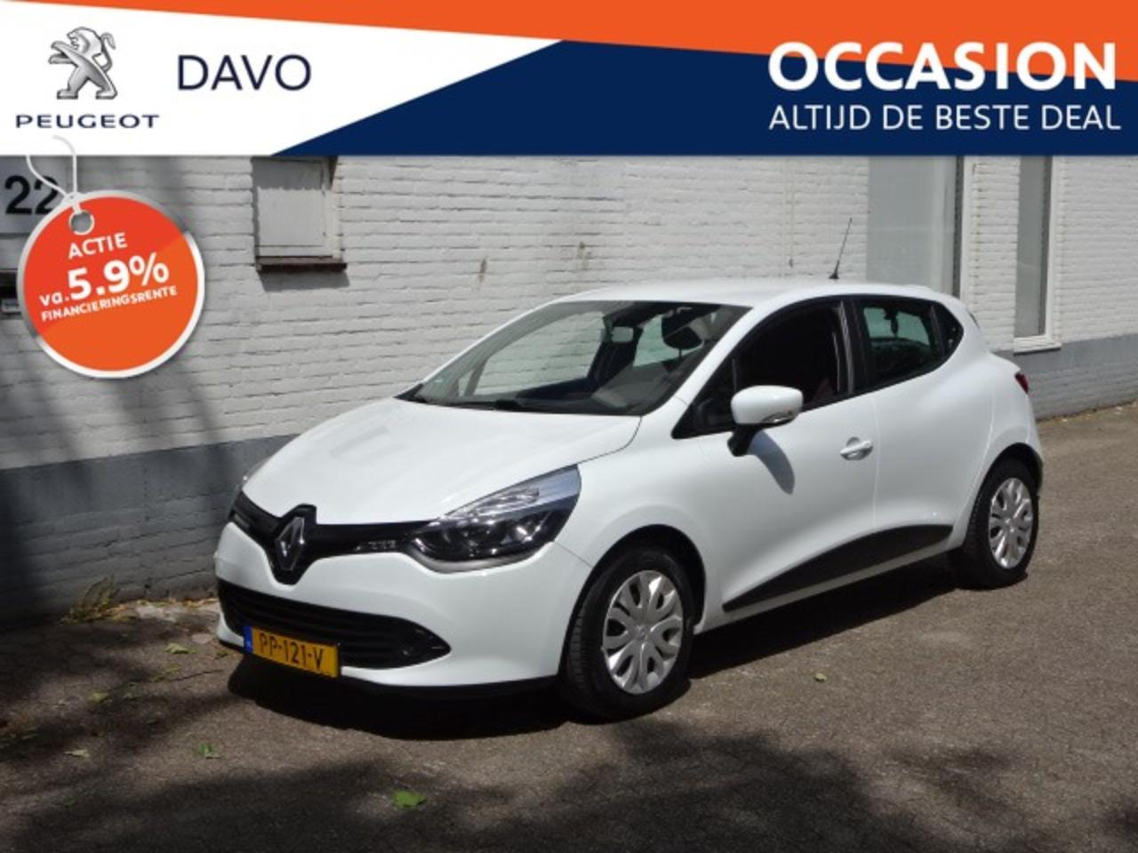 Renault Clio 1.2 Collection Navigatie, airconditioning Financie