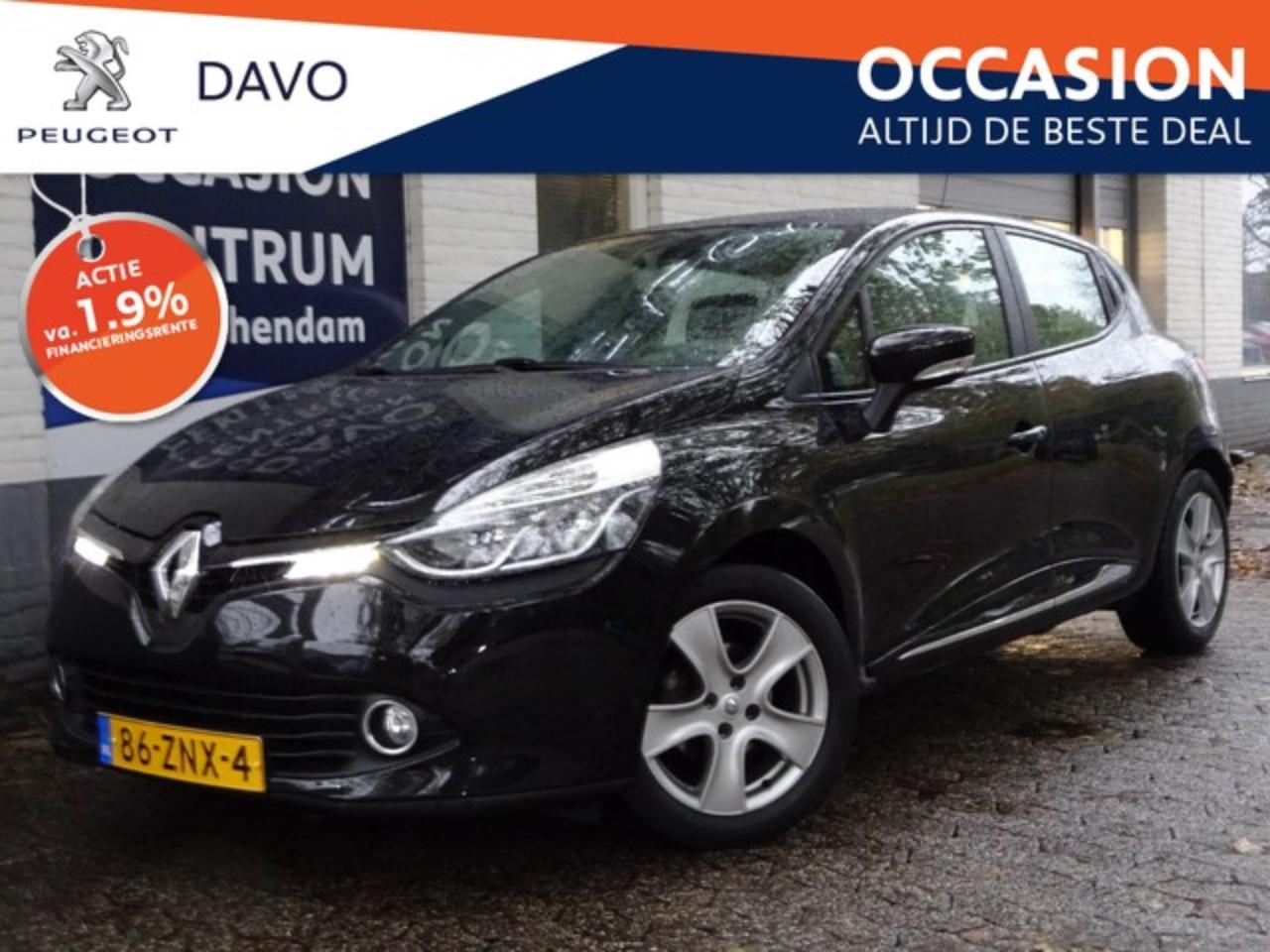 Renault Clio 0.9 TCe Expression Navigatie | Airco | Bluetooth |