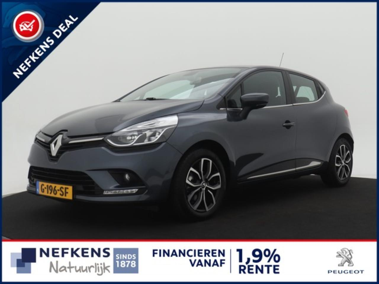 Renault Clio 0.9 TCe 90pk Intens | Navi | Keyless Entry | Clima