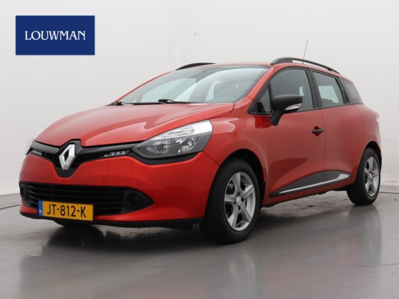 Renault Clio Estate 0.9 TCe Authentique | Navi | Cruise Control | Trek
