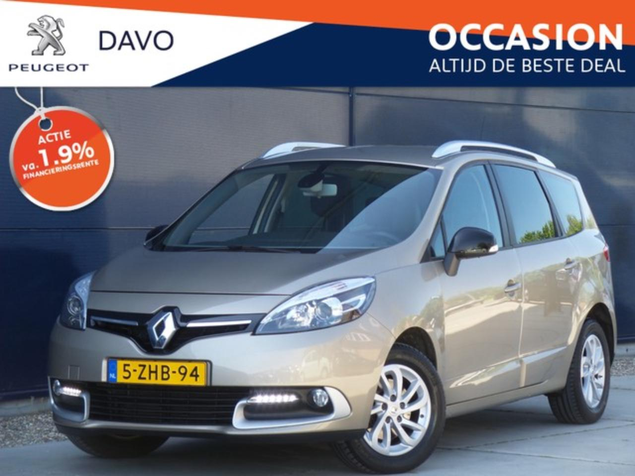 Renault Grand Scenic 1.2 TCe 130pk Limited met Navigatie I Climate I Ru
