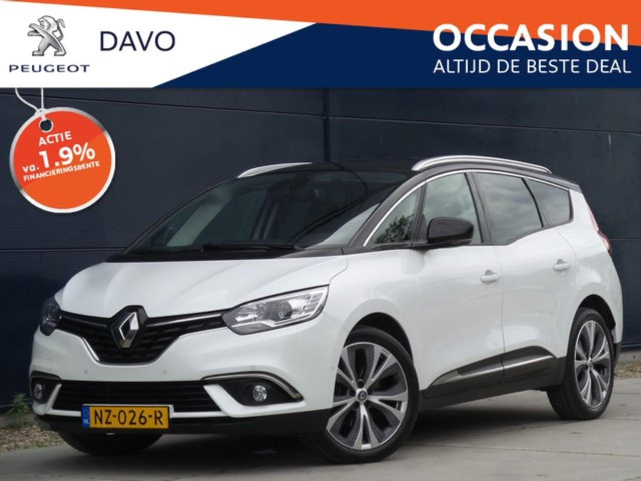 Renault Grand Scenic 1.2 TCe Collection 7p. Half Leder I Navigatie I To