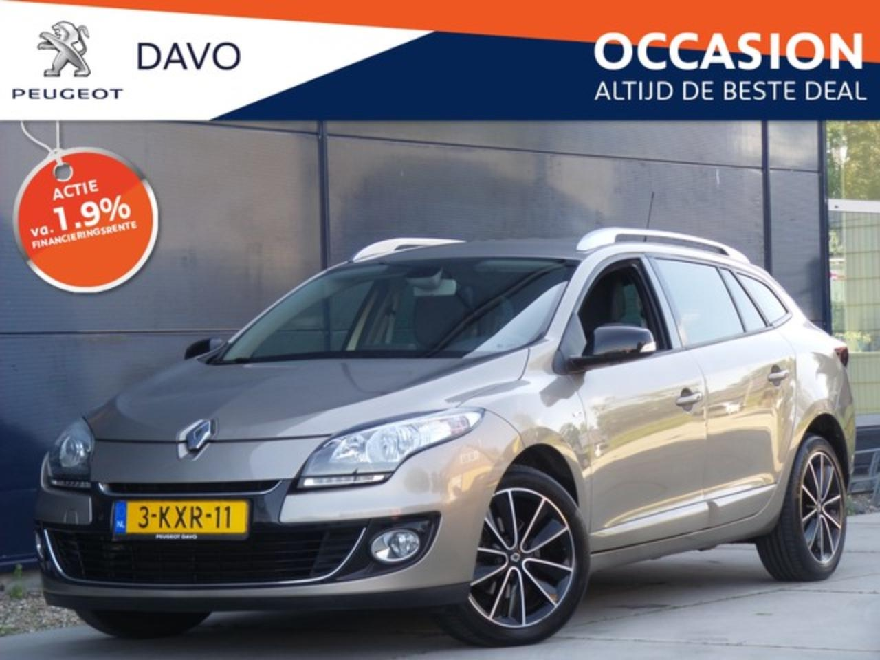 Renault Megane Estate 1.2 TCe Bose Ruime Luxe Station