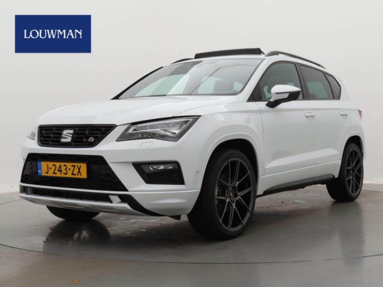 Seat Ateca 1.5 TSI FR Business Intense | Virtual | Leder | Pa