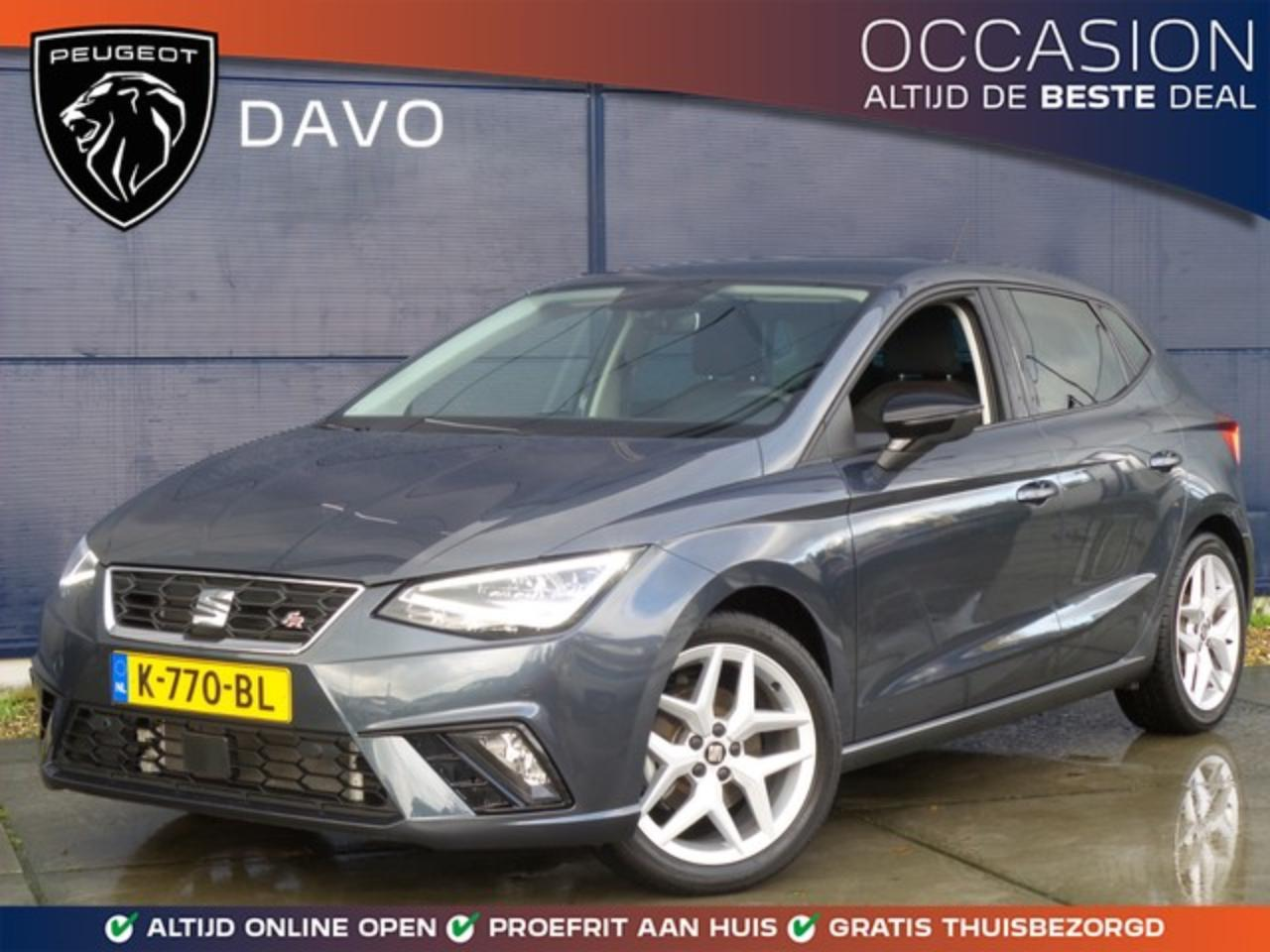 Seat Ibiza 1.0 TSI FR Business Intense met Navigatie I Camera