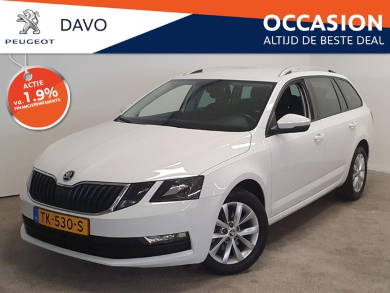 Skoda Octavia Combi 1.0 TSI Greentech Ambition Business **zeer r
