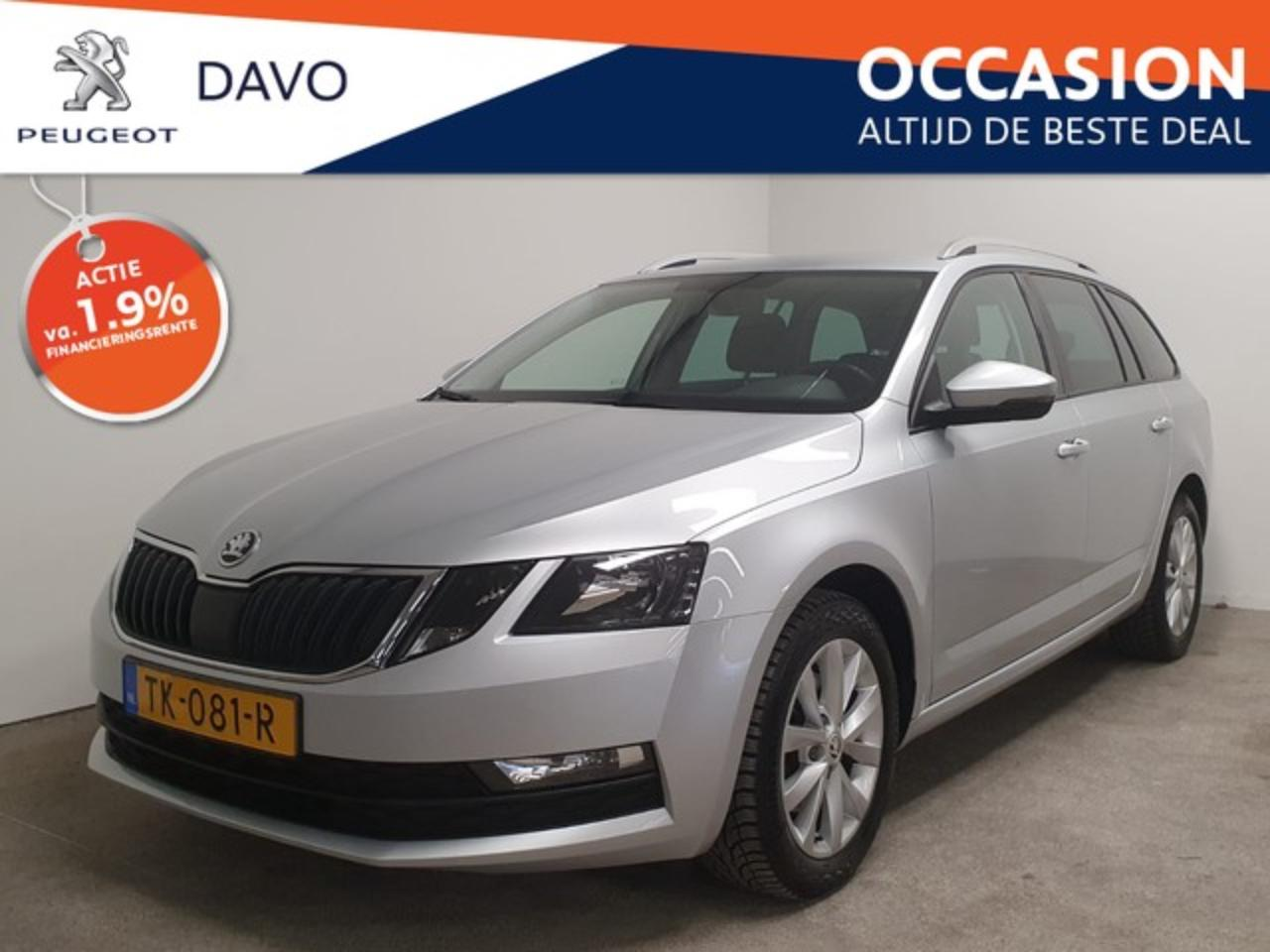 Skoda Octavia Combi 1.0 116 PK Greentech Ambition Business ! RUI