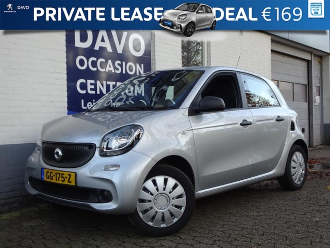 Smart Forfour 1.0 Pure Climate Control I Bluetooth FINANCIERING