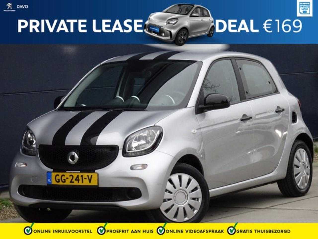 Smart Forfour 1.0 Pure met Climate I Bluetooth I Strepen PRIVATE