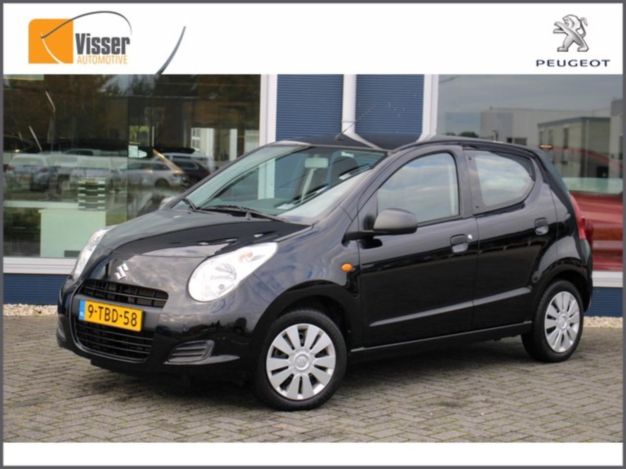 Suzuki Alto 1.0 Comfort Airco | All-Season Banden | Radio-CD S
