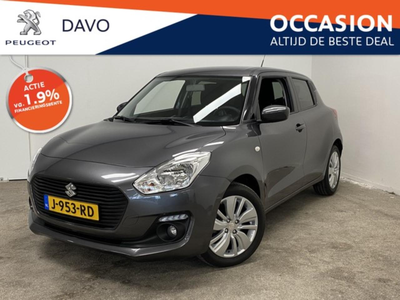 Suzuki Swift 1.2 Select * Navigatie / Stoelverwarming *