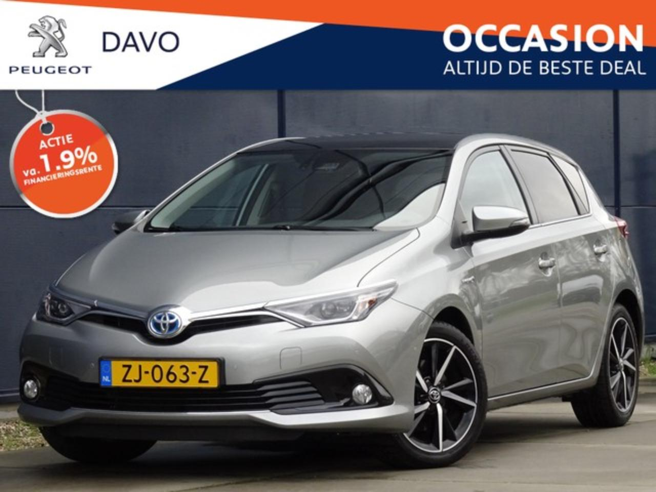 Toyota Auris 1.8 Hybrid Business Plus met Panorama I Navigatie