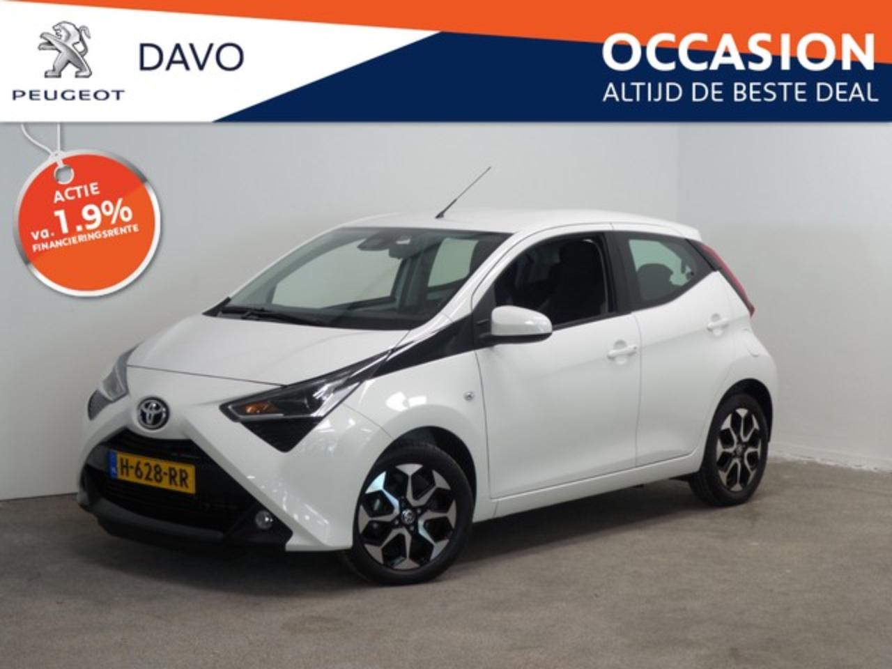 Toyota Aygo 1.0 VVT-i X-JOY ! LUXE UITVOERING ! CAMERA & APPLE