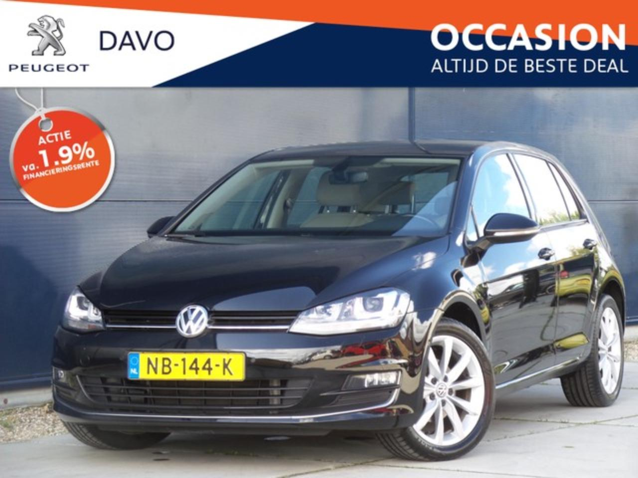 Volkswagen Golf 1.2 TSI 110pk Highline met Camera I Dynaudio I Alp