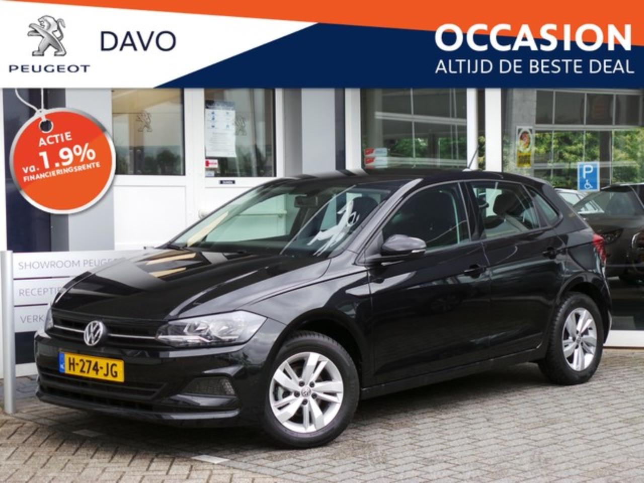 Volkswagen Polo 1.0 TSI Comfortline 95 PK | APPLE CARPLAY NAVIGATI