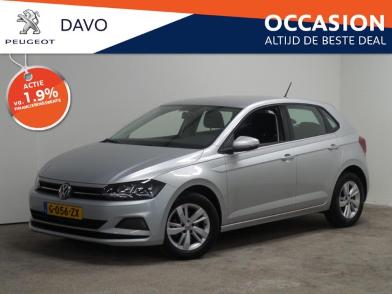 Volkswagen Polo 1.0 TSI Comfortline Apple Carplay / Airconditionin