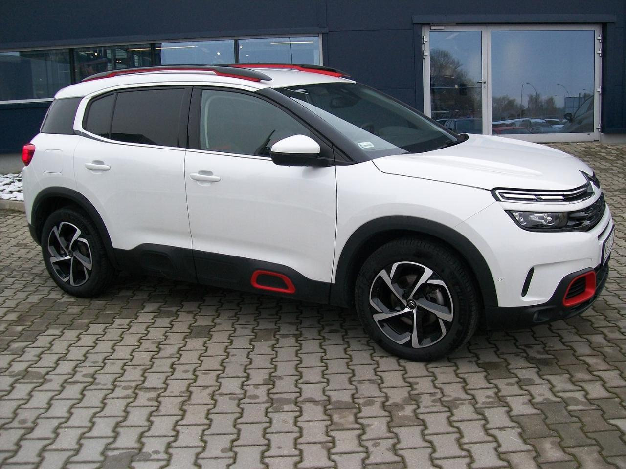 Citroën C5 AIRCROSS 1.5 BlueHDi Feel EAT8
