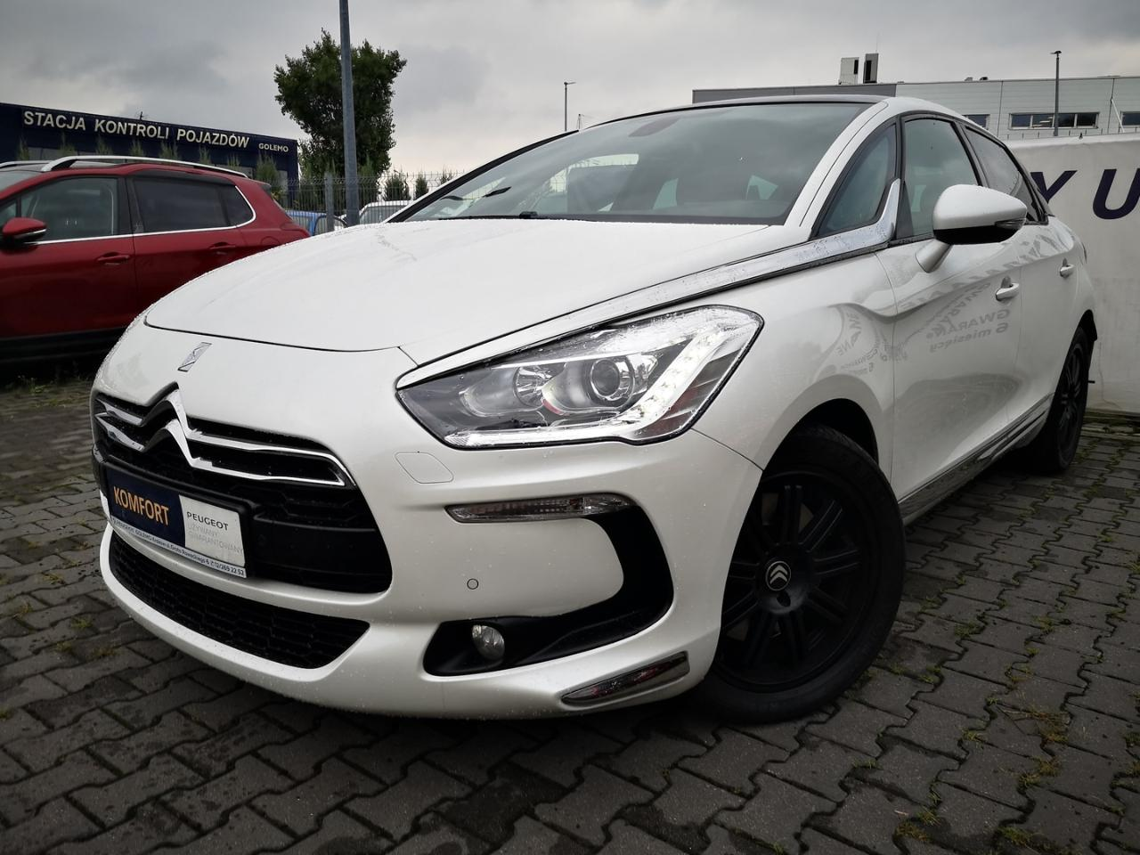 Ds DS5 DS 5 2.0 HDi SportChic