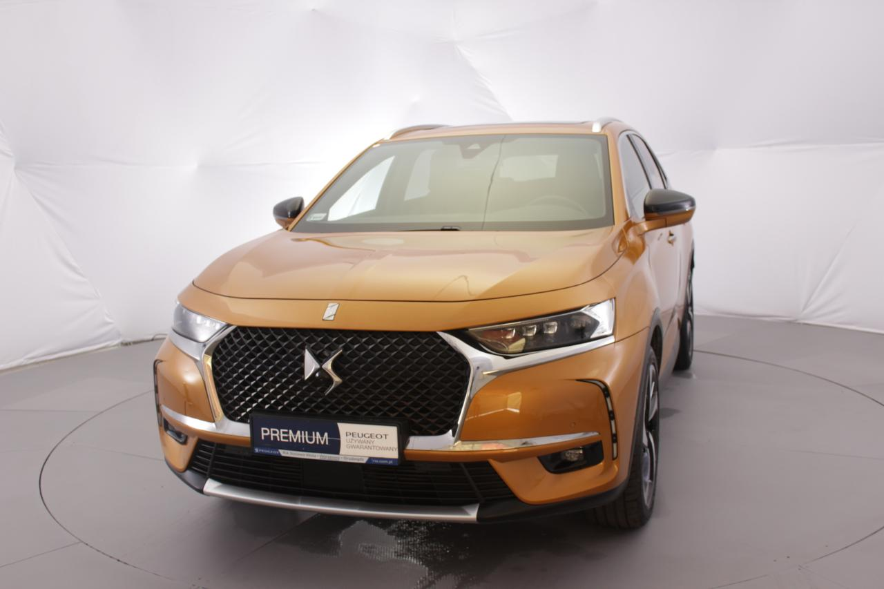 Ds DS 7 Crossback 1.6 PureTech GPF Grand Chic aut