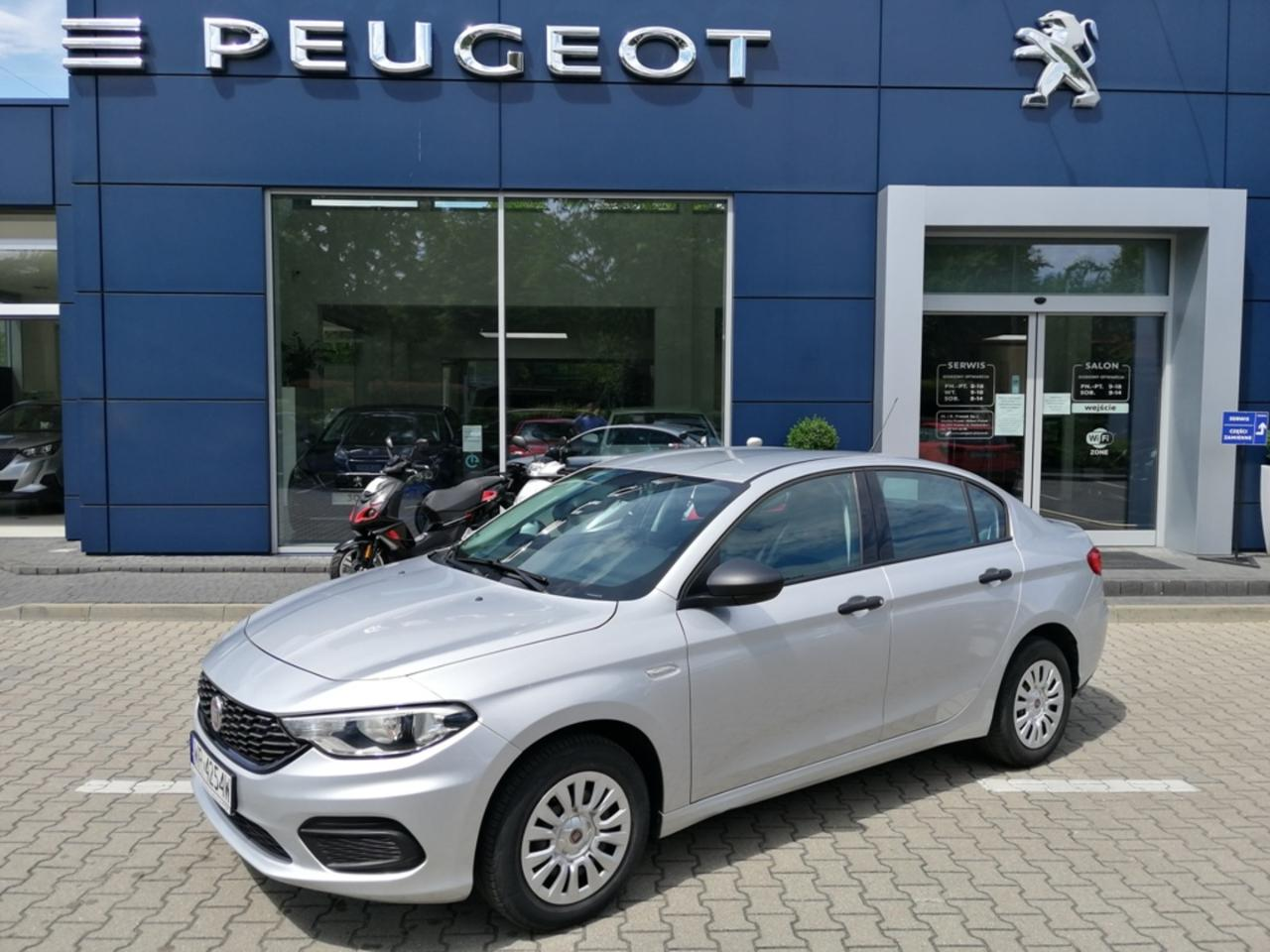 Fiat Tipo 1.3 MultiJet 16v Pop