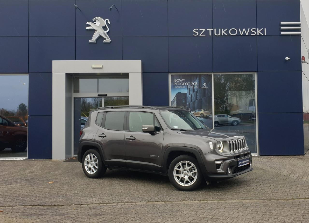 Jeep Renegade 1.0 GSE T3 Turbo Limited FWD S&S