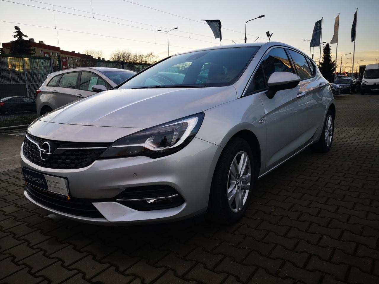 Opel Astra V 1.2 T GS Line S&S