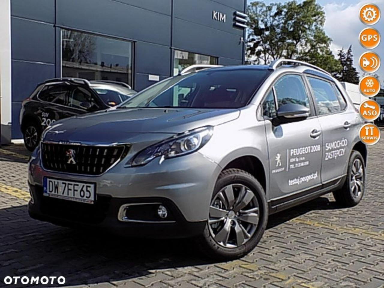 Peugeot 2008 1.2 Benzyna