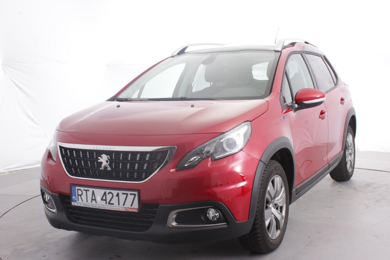 Peugeot 2008 1.2 Pure Tech GPF Signature S&S EAT6