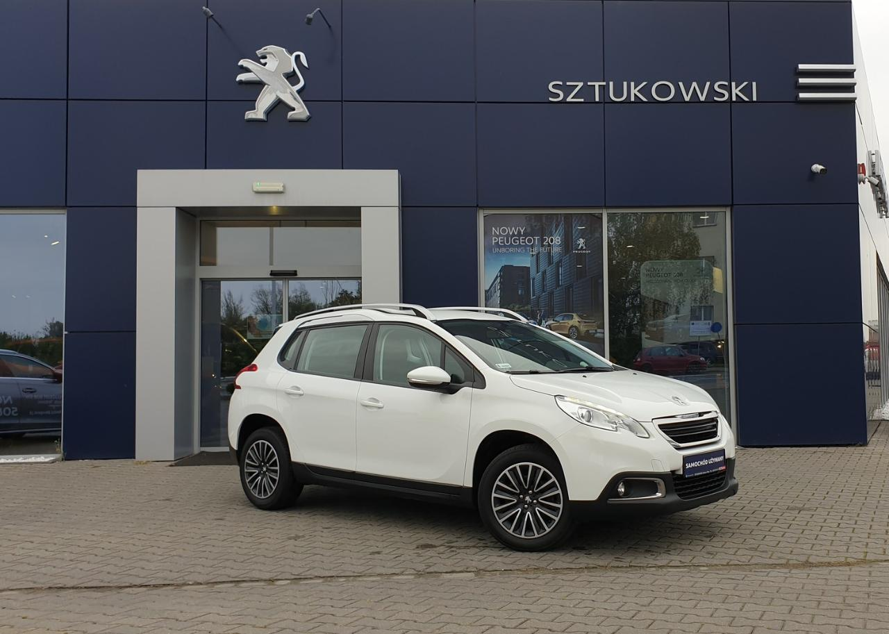 Peugeot 2008 1.2 VTi/Pure Tech Active