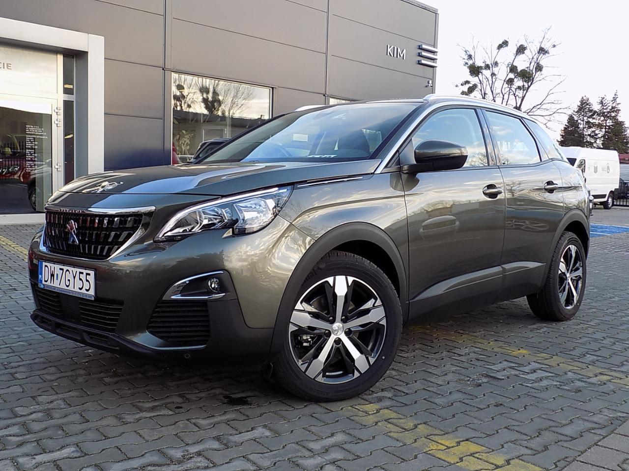 Peugeot 3008 1.5 BlueHDi Active S&S EAT8