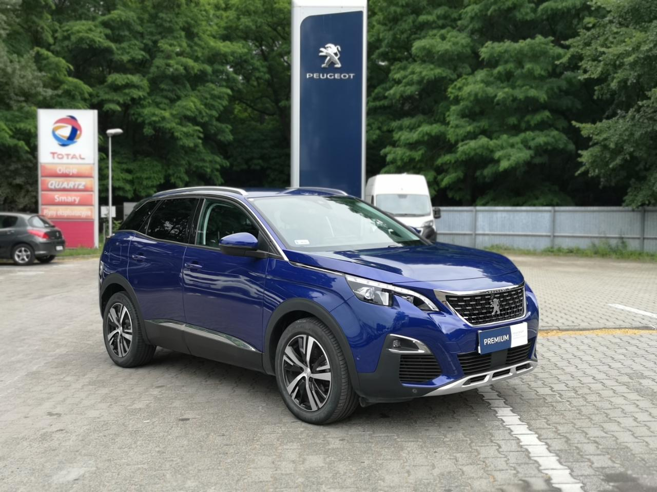 Peugeot 3008 1.5 BlueHDi Allure S&S EAT8