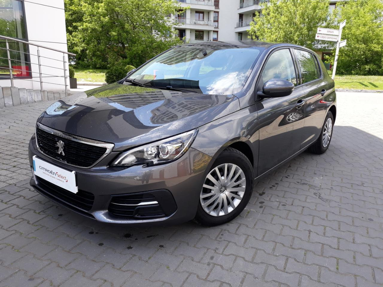 Peugeot 308 1.6 BlueHDi Business Line S&S