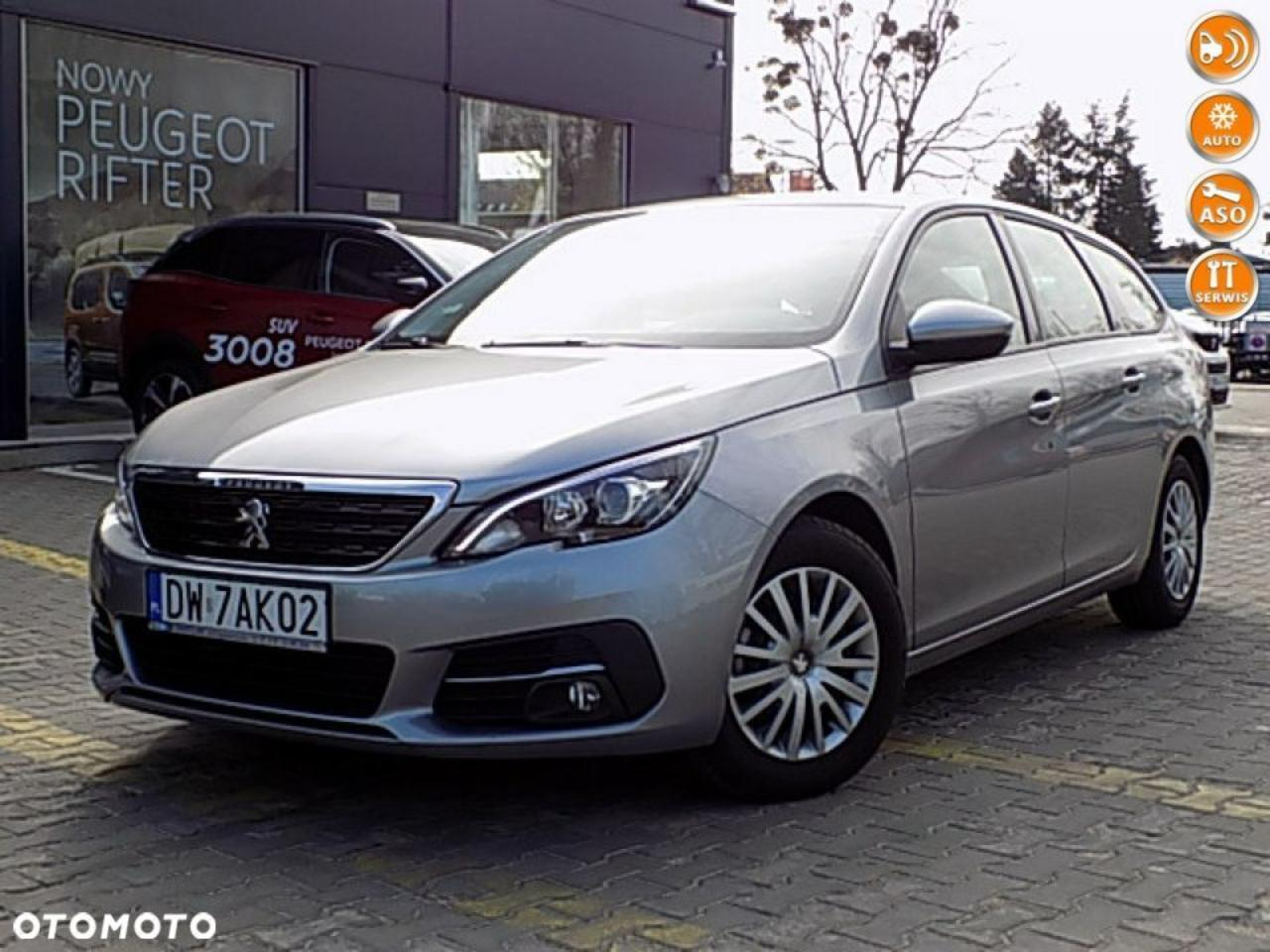 Peugeot 308 SW 1.6 BlueHDi Business Line S&S