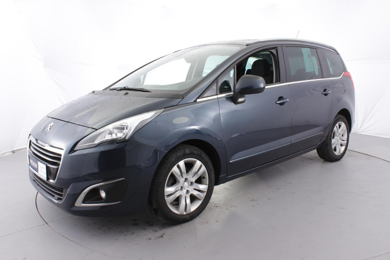 Peugeot 5008 2.0 HDi Allure 7os
