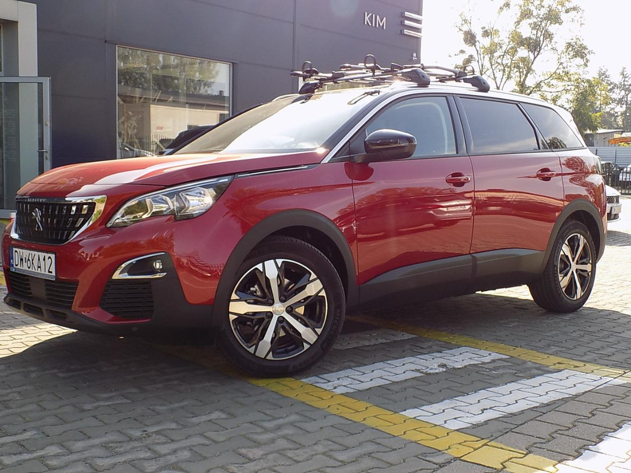 Peugeot 5008 1.2 PureTech Active S&S EAT8