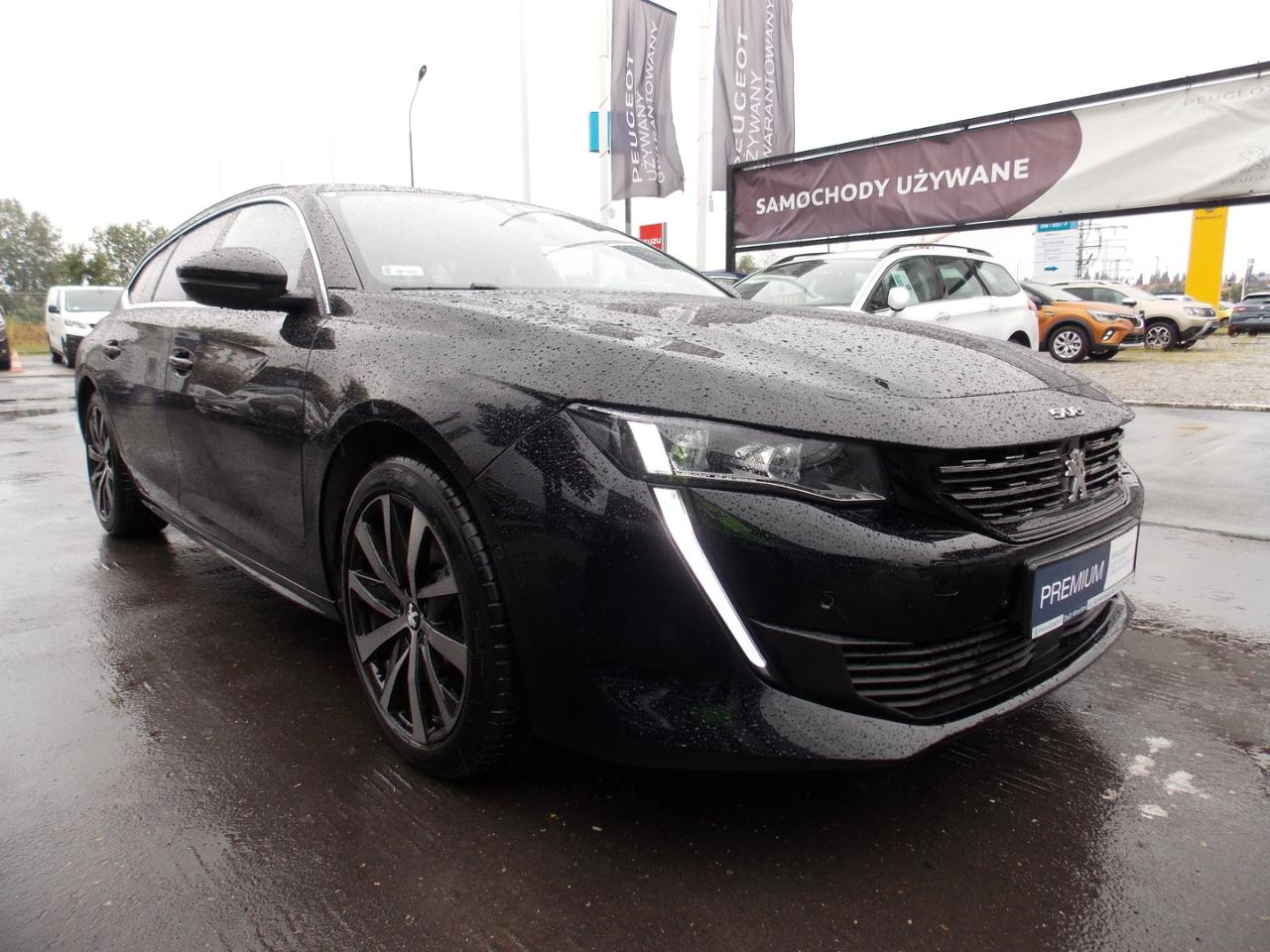 Peugeot 508 2.0 BlueHDi Allure S&S EAT8